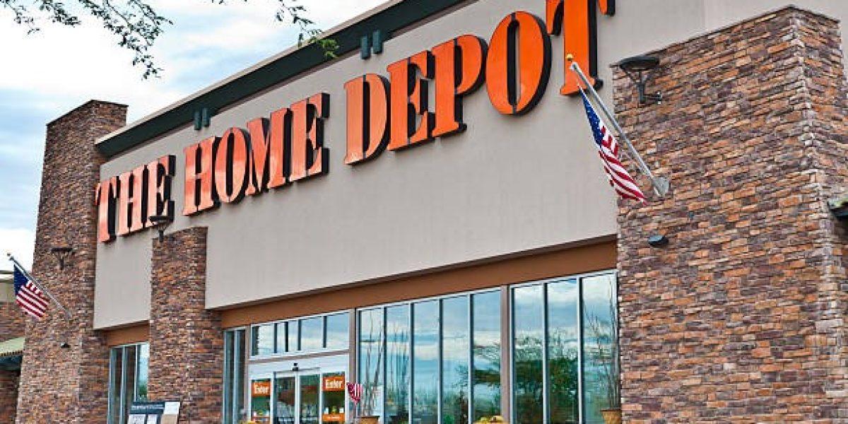 Home Depot Kendall Photo