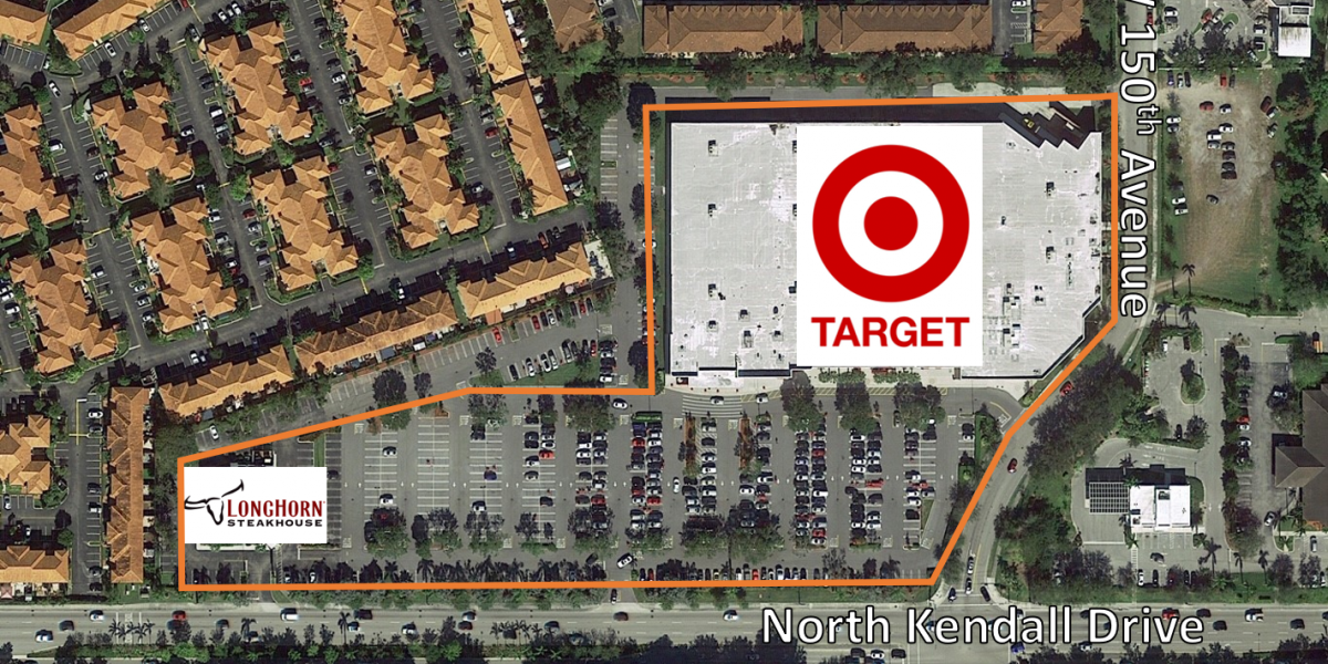 Target Kendall Finished
